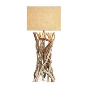 IMAX Worldwide Explorer Drift Wood Table Lamp,89906