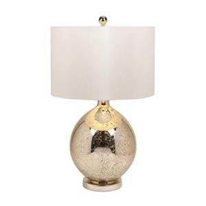 IMAX Worldwide Avignon Mercury Glass Table Lamp