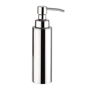 WS Bath Collections Iceberg 6.50-in Chrome Soap Dispenser
