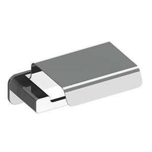 WS Bath Collections Deva 3142 Chrome  Toilet Paper Holder With Cover