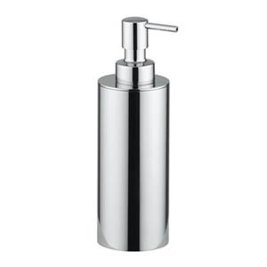 WS Bath Collections Caramel 7.5-in Chrome Soap Dispenser