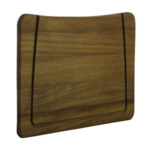 ALFI Brand 18.50-in x 12-in Rectangular Wood Cutting Board