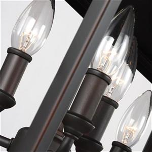 Feiss Galloway 6-Light Kitchen Island Light