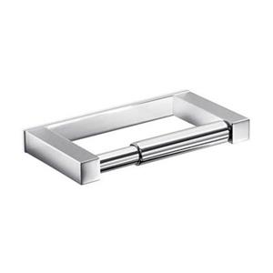 WS Bath Collections Divo Polished Chrome Toilet Paper Holder