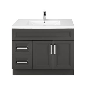 Urban Collection Single Bowl Vanity with 2-in Top