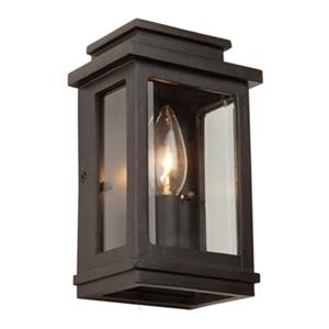 Artcraft Lighting Freemont Small Oil Rubbed Bronze Outdoor Sconce