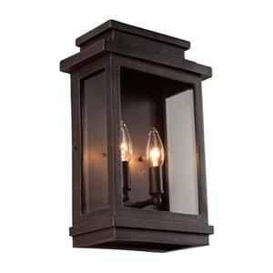Artcraft Lighting Freemont Large Oil Rubbed Bronze Outdoor Sconce