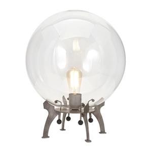 IMAX Worldwide Electrode Oversized Glass Table Lamp