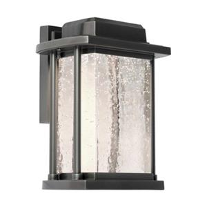 Artcraft Lighting Addison Large Grey LED Outdoor Wall Light