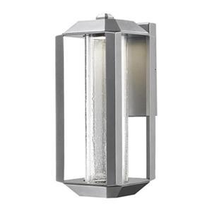Artcraft Lighting Wexford Small Gray LED Outdoor Wall Light