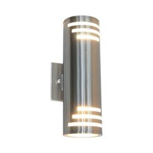 Artcraft Lighting Nuevo 2-Light Slotted Outdoor Light