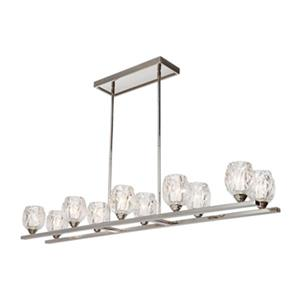 Feiss 10-Light Pendant Kitchen Island Light