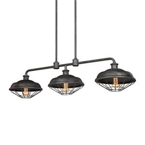 Feiss Lennex 3-Light Pendant Kitchen Island