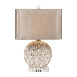 IMAX Worldwide Whitney Mother of Pearl Lamp