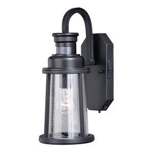 Cascadia Coventry Dualux Bronze Motion Sensor Dusk to Dawn Outdoor Light