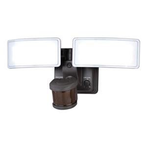 Gamma Dualux LED Security Light with Bluetooth