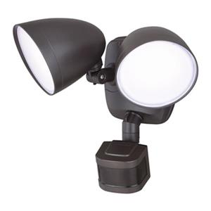 Cascadia Tau Dualux LED Motion Sensor Dusk to Dawn Security Light
