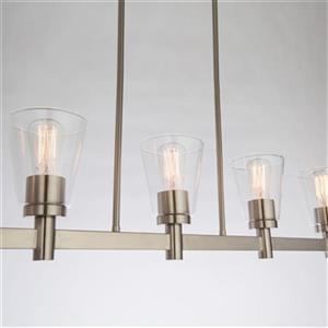 Artcraft Lighting larence 5-Light Kitchen Island Light