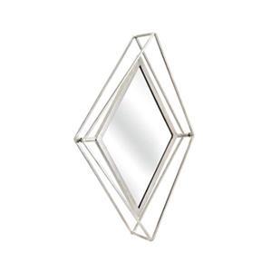 IMAX Worldwide Livvy Diamond Mirror,14672