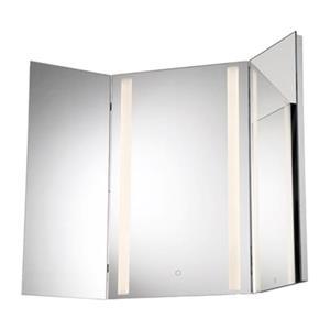 Eurofase LED Tri-Fold Integrated Mirror