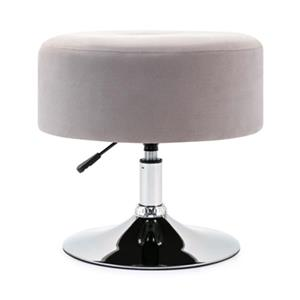 IMAX Worldwide Quinn Grey Stool