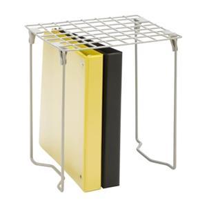 Honey Can Do 12.75-in x 1.20-in Sliver Stackable Steel Locker Shelf