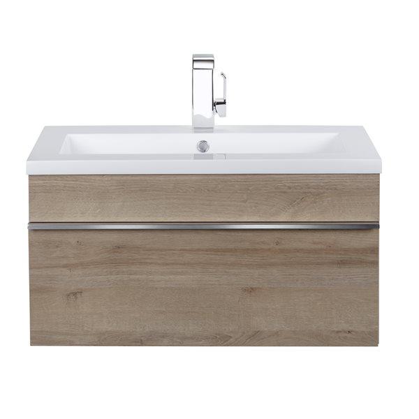 Cutler Kitchen Bath Trough 30 In, Trough Sink Bathroom Vanity