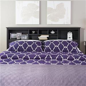 Prepac Furniture Platform Storage King Bed