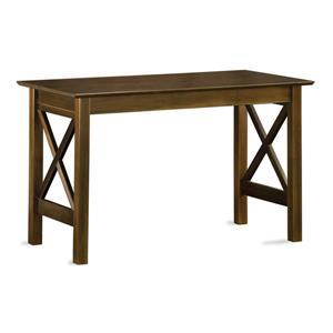 Atlantic Furniture Lexi Writing Desk Walnut