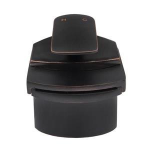 Novatto Oil rubbed Bronze 1-Handle Vessel Bathroom Sink Faucet