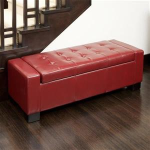 Best Selling Home Decor Guernsey Storage Ottoman Bench 51