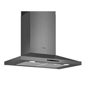 Bosch 30-in 600 CFM Wall-Mounted Range Hood (Black Stainless Steel)