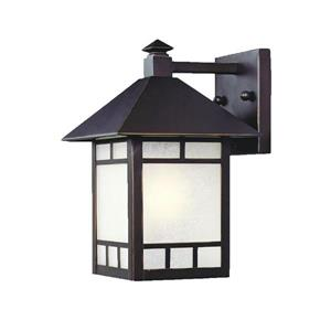Artisan 1-Light Small Outdoor Wall Lantern