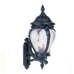 Acclaim Lighting Nottingham 30-in Matte Black 4-Light Outdoor Lantern
