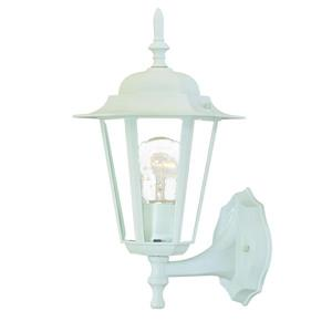 Acclaim Lighting Camelot 14.50-in x 8-in Textured White Wall Mounted Lantern