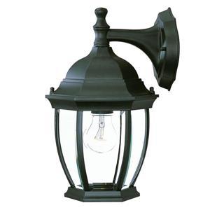 Acclaim Lighting Wexford 13.25-in Matte Black Outdoor Wall Lantern