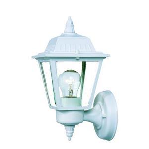 Builder's Choice 1-Light Upward Facing Outdoor Wall Lantern