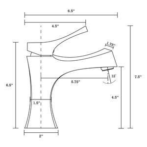 American Imaginations 19.5-in Undermount Sink Set