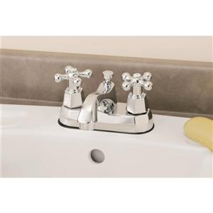 Cheviot Centreset Bathroom Sink Faucet - Brushed Nickel