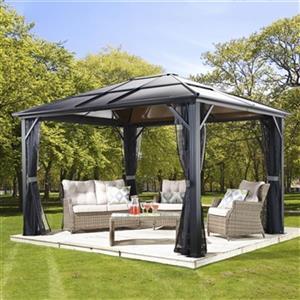 Gazebos – Hard Top, Sun Shelter, Soft Top & More | Lowe\'s Canada