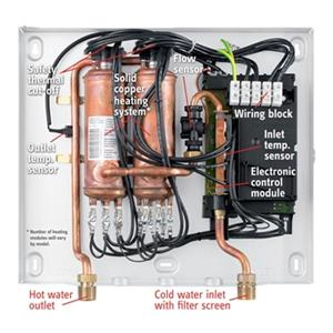 Stiebel Eltron Tempra 12 Trend 12 kW 240-Volts Tankless Elec