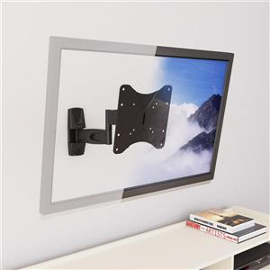 "CorLiving TV Wall Mount - 17""- 37"" - Black"