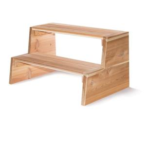 All Things Cedar Cedar Hot Tub Step