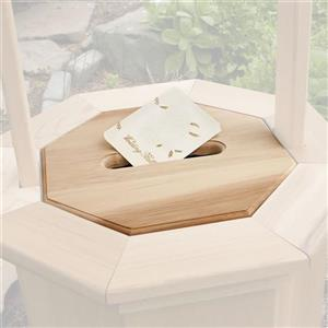 All Things Cedar Wishing Well Gift Lid for 4ft