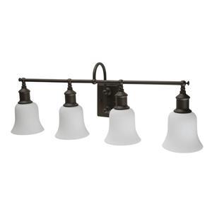 BELDI Hershey Wall Light - 4 Lights - Bronze
