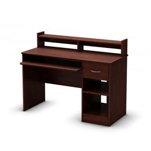 Axess Small Desk with Hutch