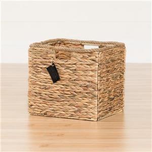 South Shore Furniture Storit Rattan Basket - Orange