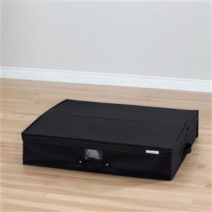 South Shore Furniture Storit Canvas Underbed Storage Box - Black