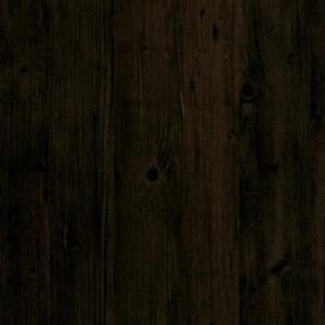 South Shore Furniture Versa 2-Drawer Nightstand - 23.0-in x 17.75-in x 25.25-in - Ebony