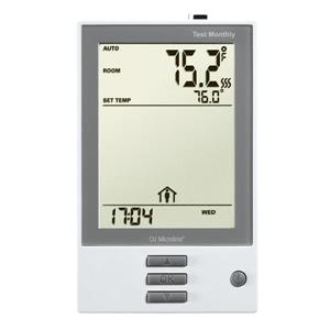 WarmlyYours nHance Thermostat Programmable with Floor Sensor